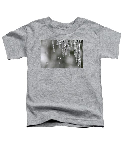 Icicles Toddler T-Shirt