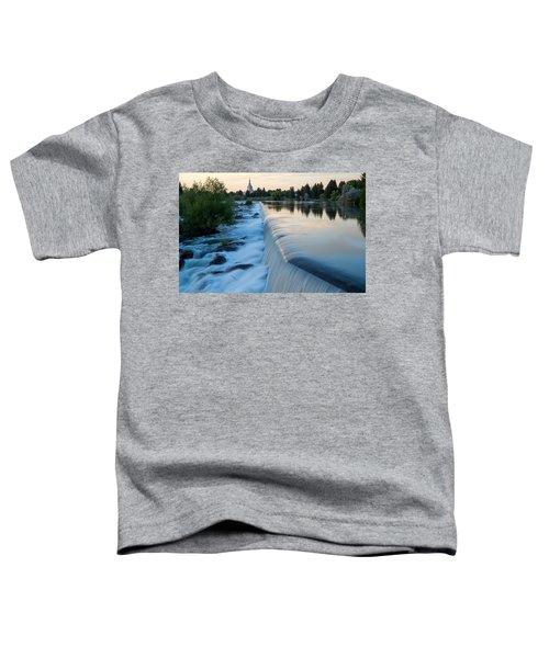 Idaho Falls Sunset Toddler T-Shirt