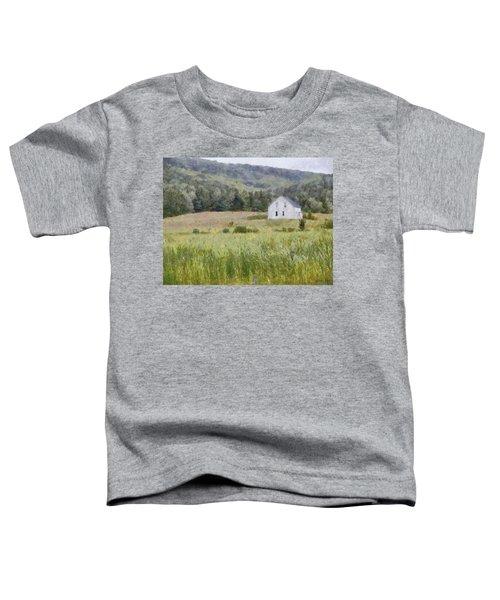 Idyllic Isolation Toddler T-Shirt