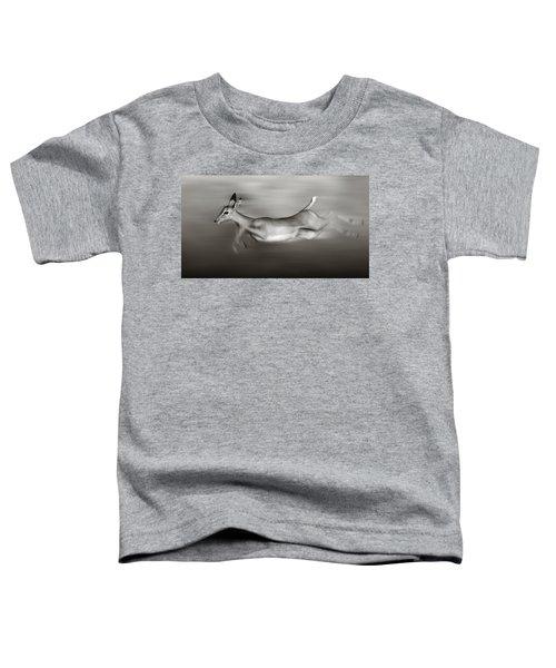 Impala Running  Toddler T-Shirt