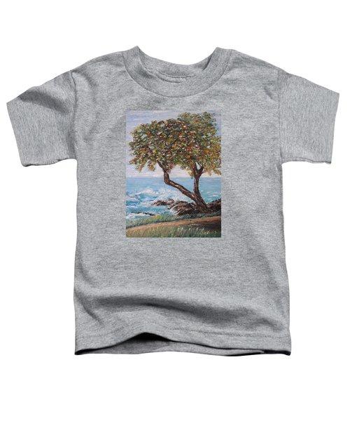 In Hawaii Toddler T-Shirt