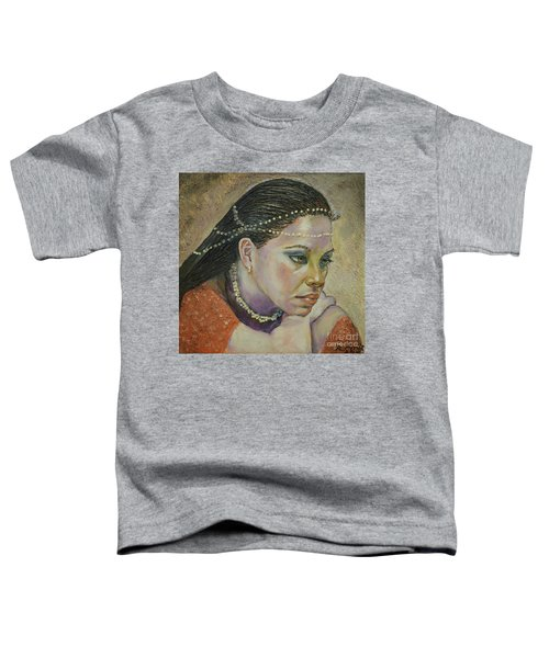 In Her Thoughts Toddler T-Shirt