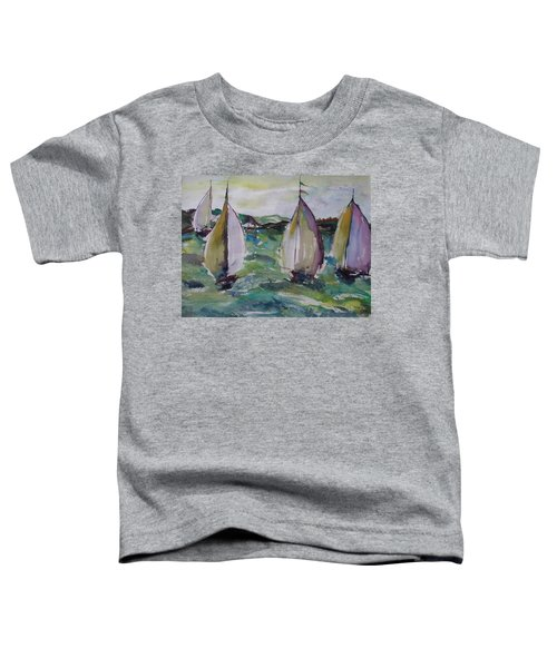 In Motion Toddler T-Shirt