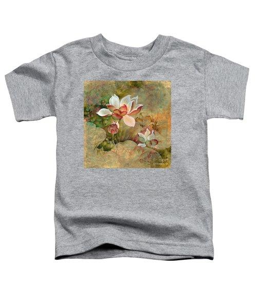 In The Lotus Land Toddler T-Shirt