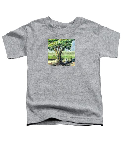 In The Shade Toddler T-Shirt
