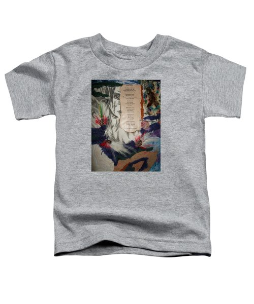 Indian Dancer Toddler T-Shirt