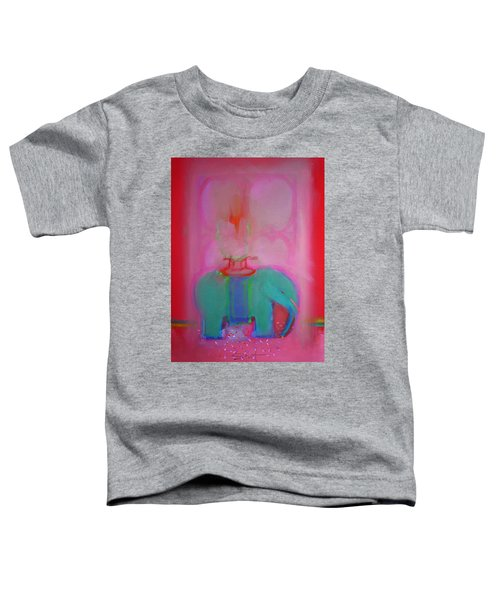 Indian Elephant Toddler T-Shirt