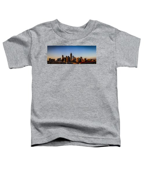 Indianapolis Skyline - South Toddler T-Shirt