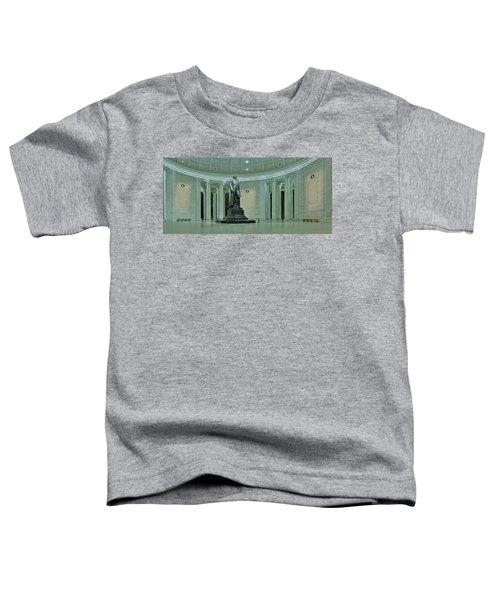 Inside The Jefferson Memorial Toddler T-Shirt