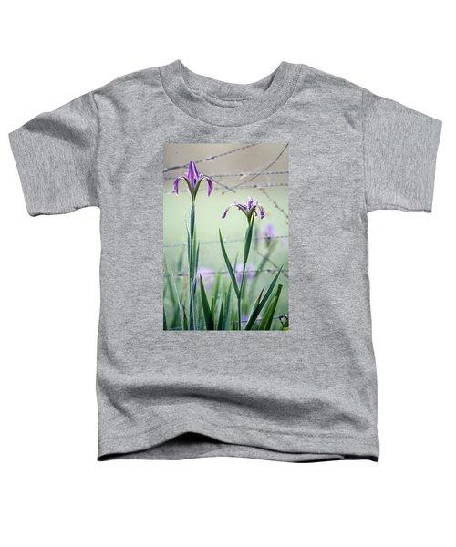 Irises2 Toddler T-Shirt