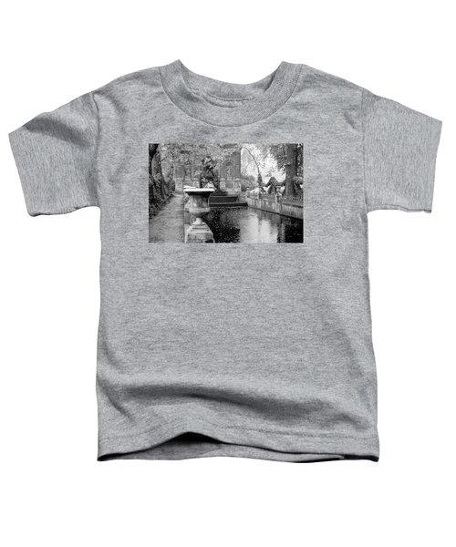 Jardin De Medicis Paris Toddler T-Shirt