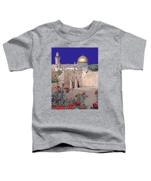 Jerusalem Toddler T-Shirt