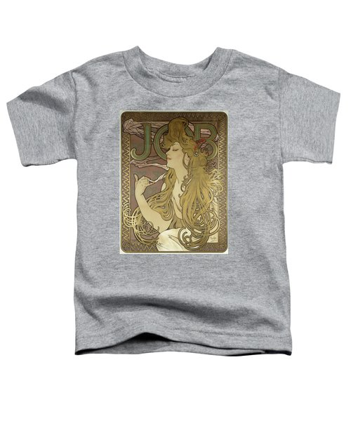 Job, 1896 Colour Lithograph On Poster Paper, Framed Toddler T-Shirt