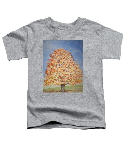 Jolanda's Maple Tree Toddler T-Shirt