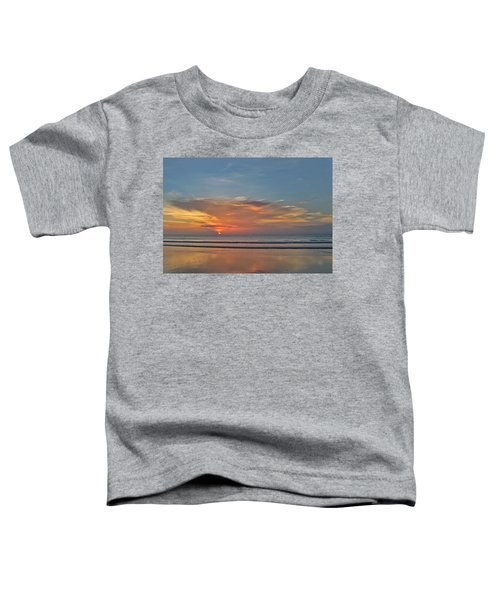 Jordan's First Sunrise Toddler T-Shirt