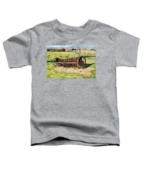 Joy Of Rust Toddler T-Shirt