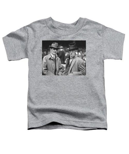 Judge Kenesaw Mountain Landis Toddler T-Shirt