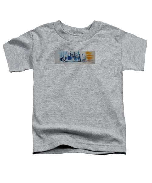 Just Another Day In New York City Toddler T-Shirt