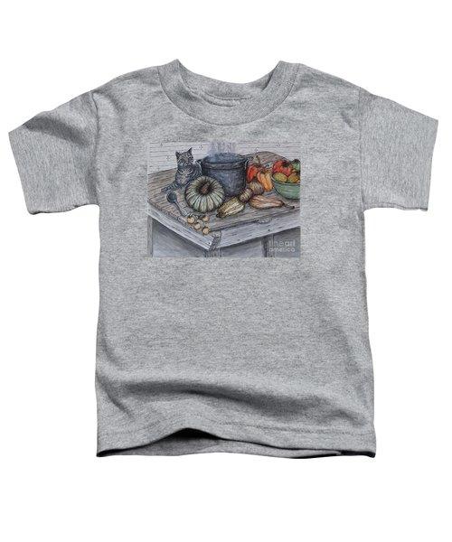 Just Curious Toddler T-Shirt