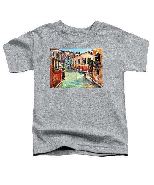 Just In The Neighborhood Toddler T-Shirt