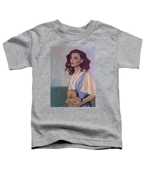 Katie - Teddy Bear Toddler T-Shirt