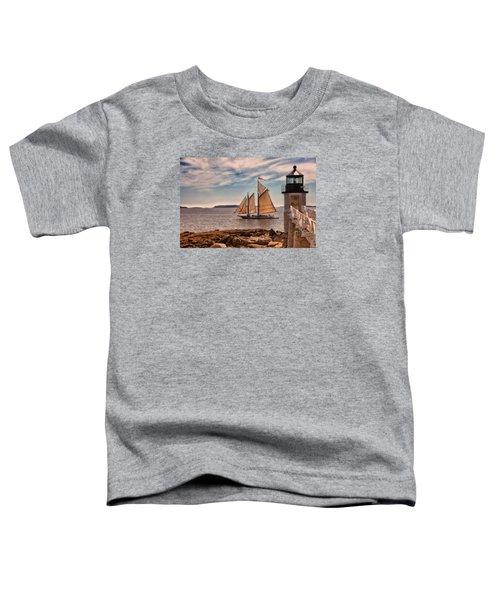 Keeping Vessels Safe Toddler T-Shirt