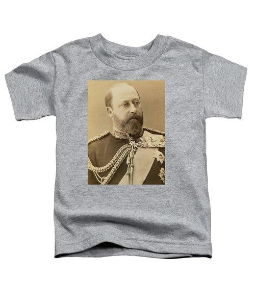 King Edward Vii  Toddler T-Shirt