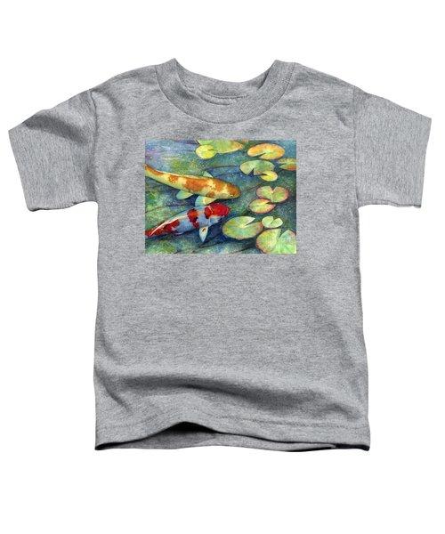 Koi Garden Toddler T-Shirt