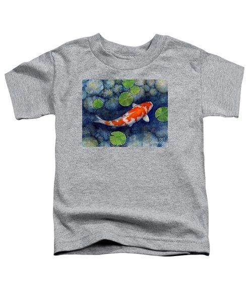 Koi Pond Toddler T-Shirt