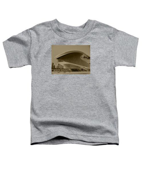 L' Hemisferic - Valencia Toddler T-Shirt