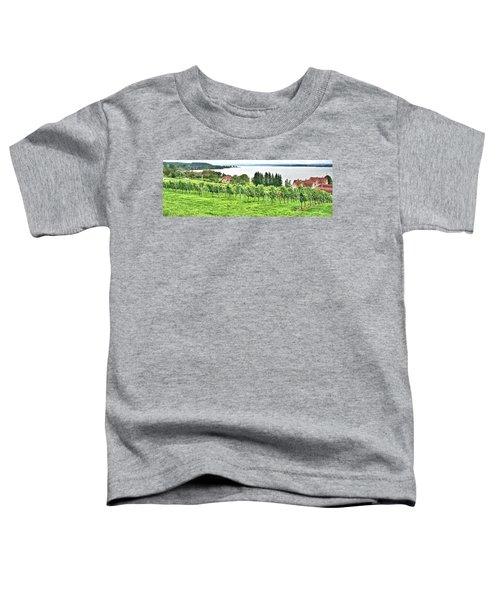Lake Constance Toddler T-Shirt