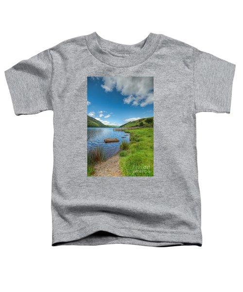 Lake In Wales Toddler T-Shirt