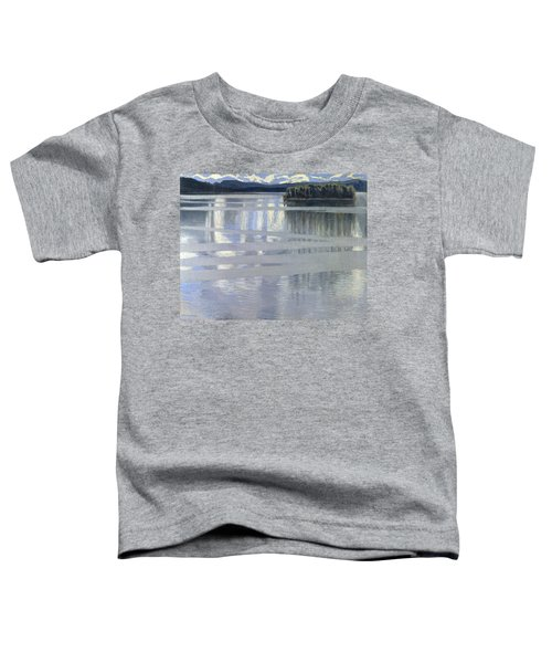 Lake Keitele Toddler T-Shirt