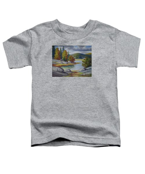 Landscape From Finland Toddler T-Shirt