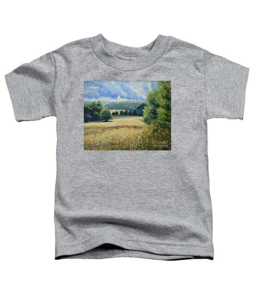 Landscape Near Russian Border Toddler T-Shirt