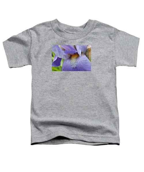 Lavish Iris Toddler T-Shirt