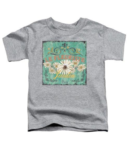 Le Marche Aux Fleurs 6 Toddler T-Shirt