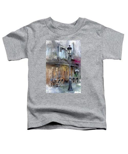 Le Petit Paris Toddler T-Shirt