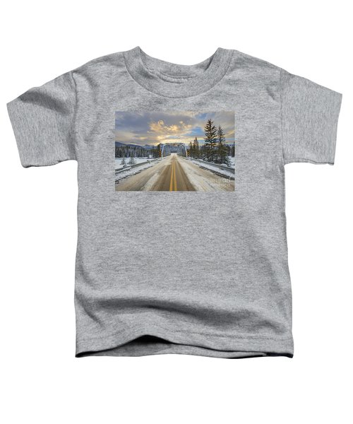 Lead Me To The Light Toddler T-Shirt