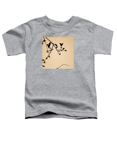Leaf Birds Toddler T-Shirt