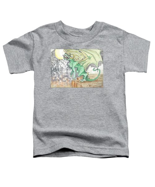 Leaping Dragon Toddler T-Shirt