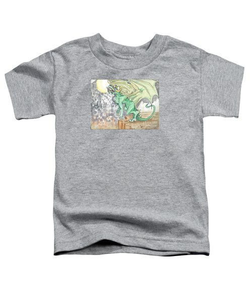 Leaping Dragon Toddler T-Shirt