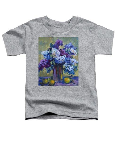 Lemons And Lilacs Toddler T-Shirt
