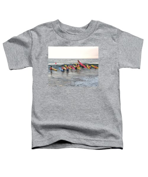 Lifeguard Competition Toddler T-Shirt