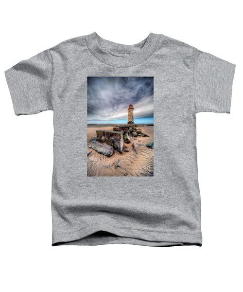 Lighthouse At Talacre  Toddler T-Shirt