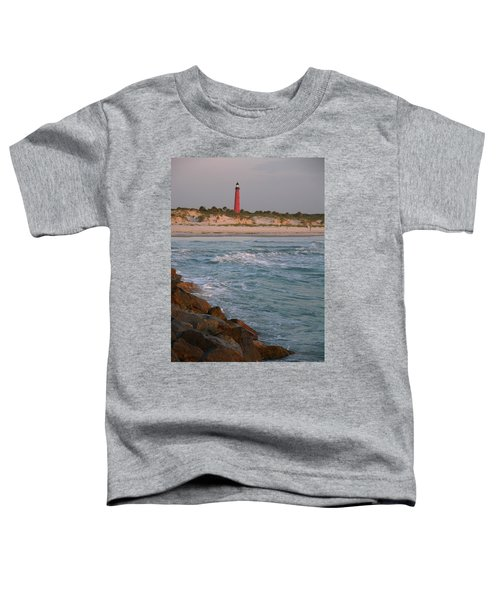 Lighthouse From The Jetty 2 Toddler T-Shirt