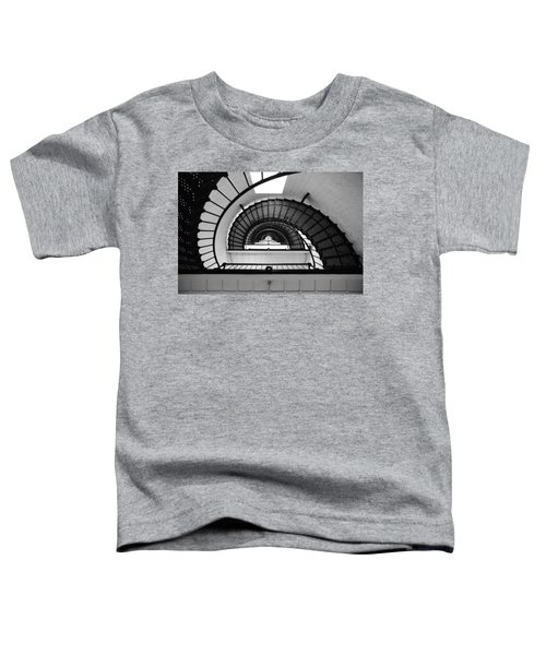 Lighthouse Spiral Toddler T-Shirt