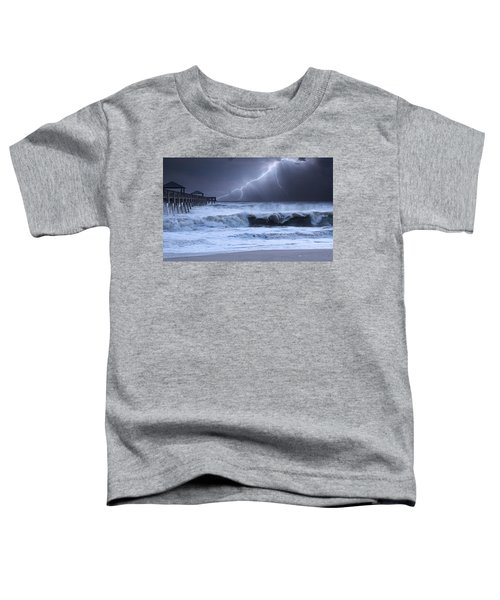 Lightning Strike Toddler T-Shirt