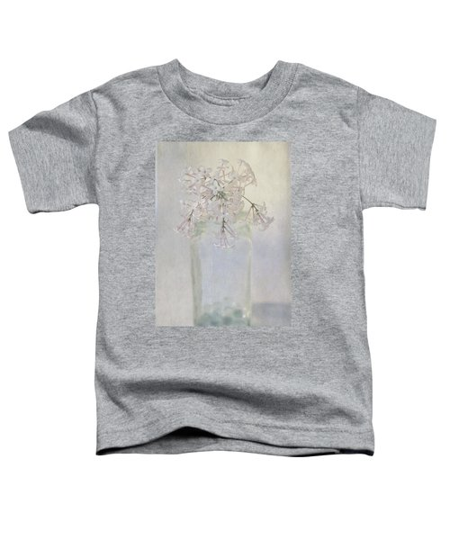 Lilac Flower Toddler T-Shirt