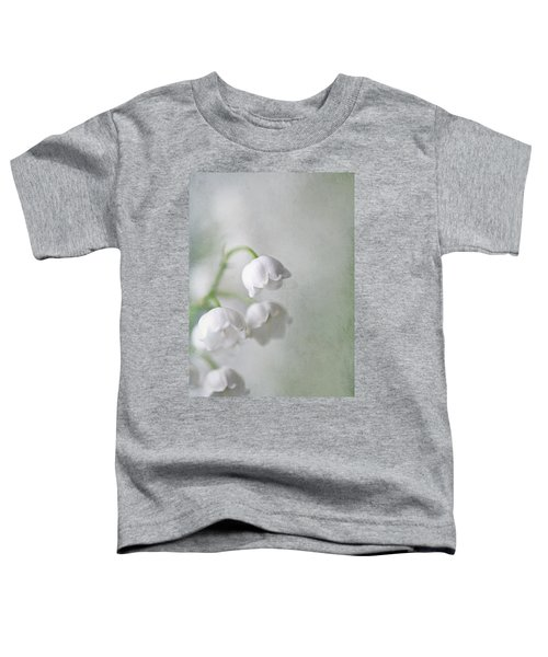 Lilies Of The Valley Toddler T-Shirt